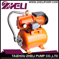 High pressure Jet water pump with 24L pressure tank