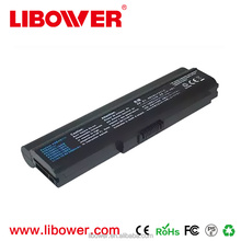 Replacement PA3593 PA3594 PABAS110 PA3595 Laptop Battery For Toshiba U300 A100 M600 Series