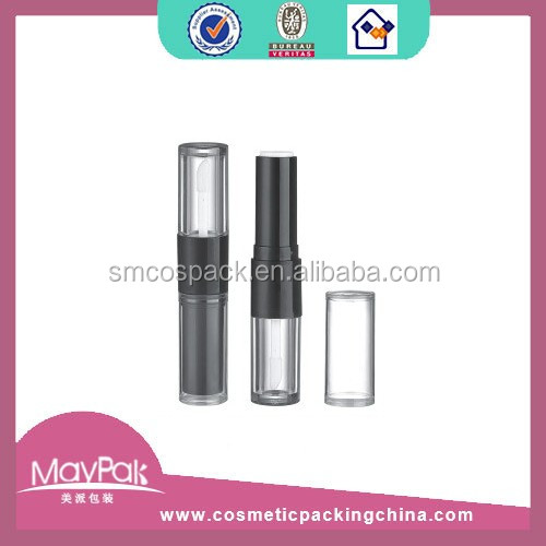 cosmetic empty custom lip glass tube packaging