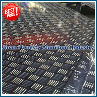 aluminum checkered plate and sheet 6061 for deck