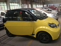 2 doors cheap chinese electric car/two seater mini cars for sale