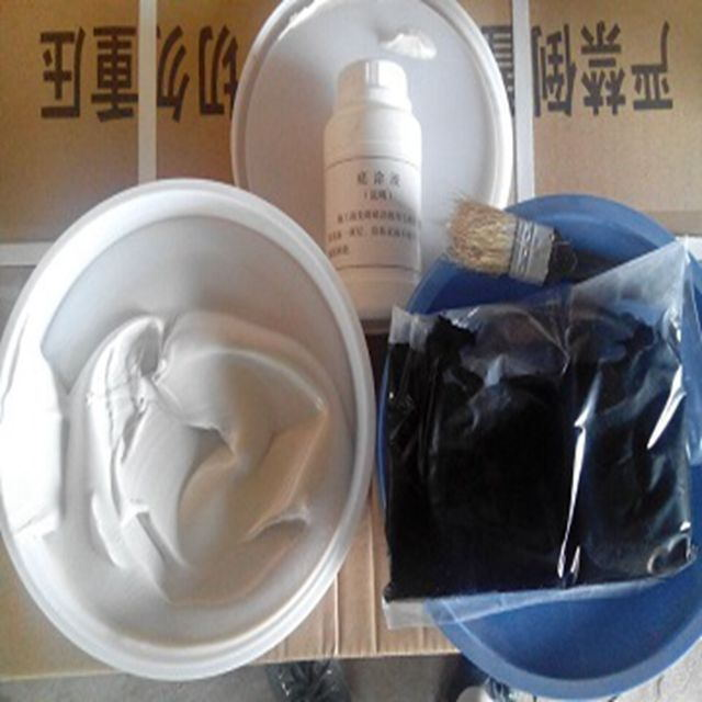 Zhongte two parts polysulphide sealant for concrete joints