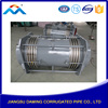 2016 New trendy products corrugated stainless steel expansion joint