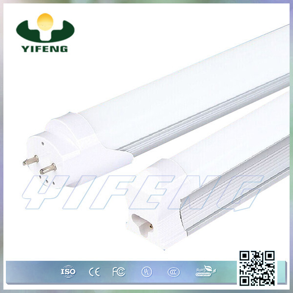 Best selling high quality low price led light tube t8 18w