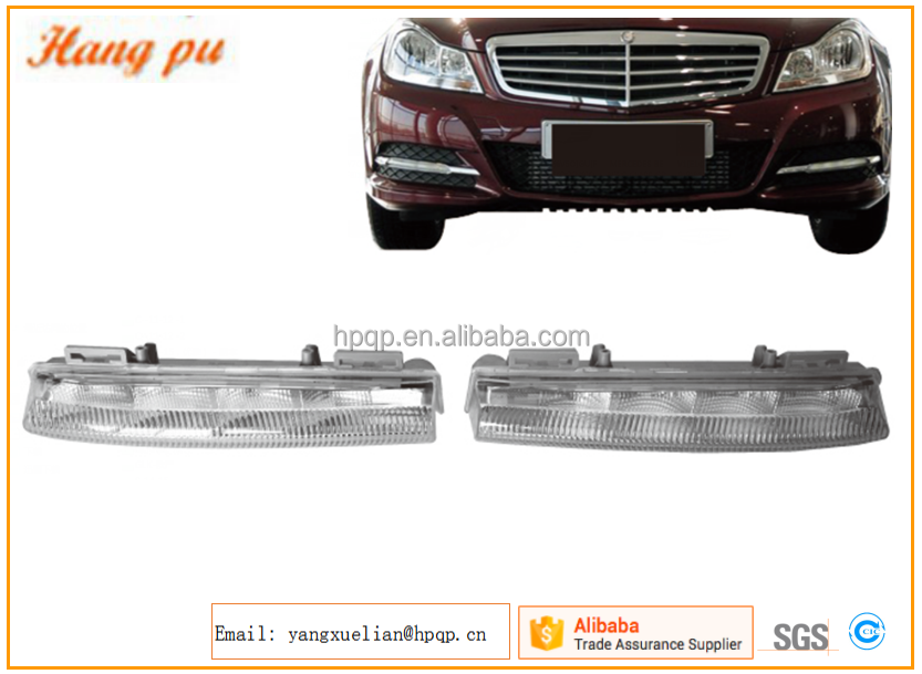 Hot sale led running light led running light For Mercedesbenz W204 accessories CE-EMC,FCC VOC,IC OEM A2049068900 / A2049069000