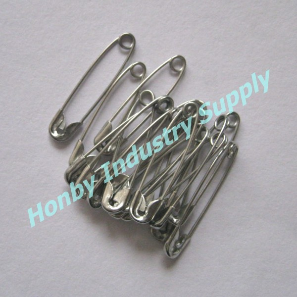 Strong 28mm Safety Pin for Race Bib Fixing