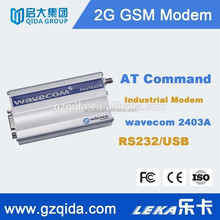 low cost gsm gprs modem with single multi sim card-Qida GS81 gsm access point