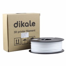1KG PLA/ABS 3D Printer and 3d printing Pen Filament White Color