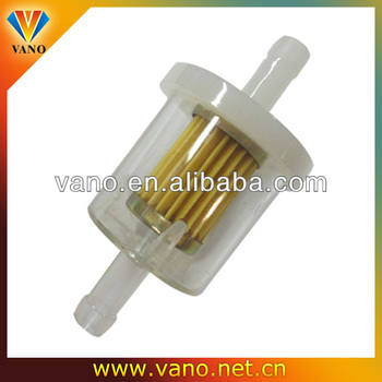 Factory sales plastic engine fuel filter