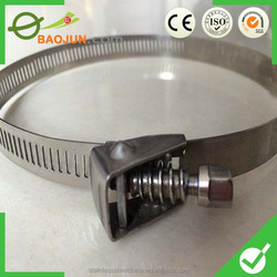hgh quality of gas hose clamps
