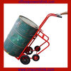 High Quality 450kgs Loading Steel Hand Drum Transporting Truck