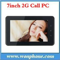 7inch Allwinner A10,Cortex A8 2G Voice Call Tablet