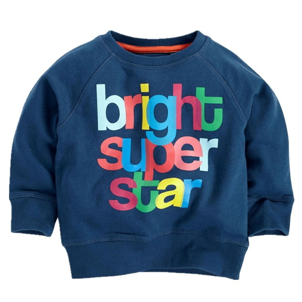 MS67263C bright super star cute baby fashion hoodies