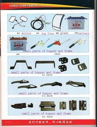 battery and other things tricycle spare parts to sell