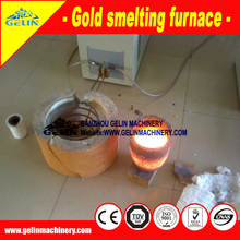 Asian hot selling gold smelt equipment