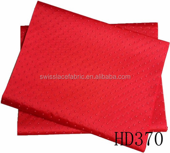 Red bridal head tie sego new gele for women