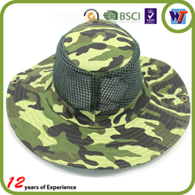 Cotton Military Boonie Fishing Hunting Safari Outdoor Bucket Jungle Cap Hat