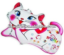 2012 hotting lovely rabbit shaped mylar balloon