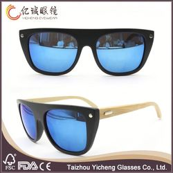 New Design wooden sunglasses 2016 top sell