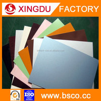 PVC Color Sheets