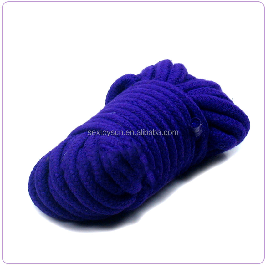 Soft Cotton Rope Adult BDSM Bondage