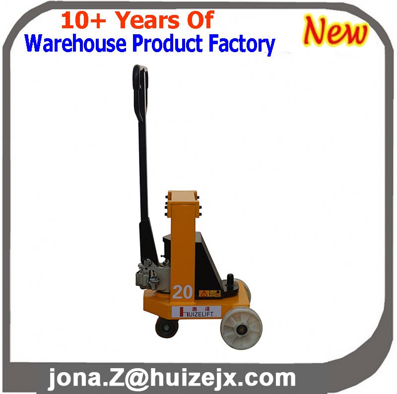 China Mini manual Hydraulic Tow Tractor Truck trolleys with best price