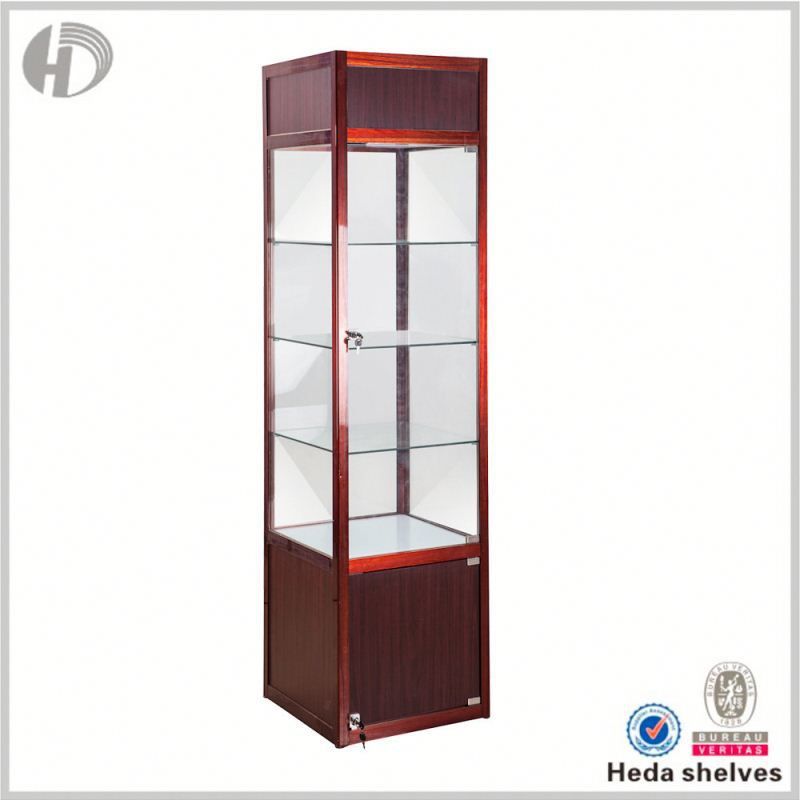 Luxury Quality Guangzhou Decorating Ideas Jewelry Cabinet