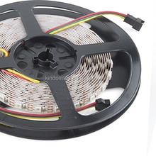 SMD5050 5V Flexible LED Strip Light, High Brightness WS2812 RGB Led Strip