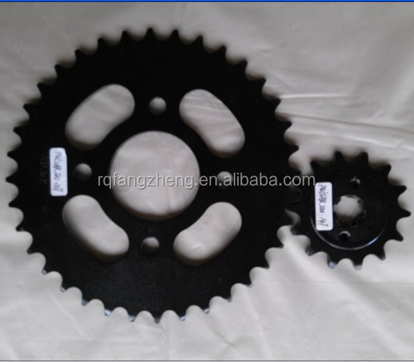 Motorcycle Chain and Sprocket SET,KRISS