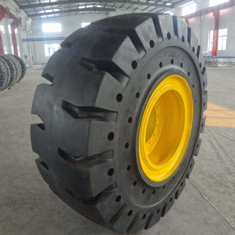 23.5-25 solid tires ORT tires IND tires