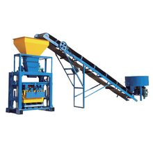 High demand hand concrete cement hollow brick block making machine products