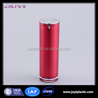 15ml 30ml 50ml acrylic double wall airless cosmetic bottle for toner, lotion, serum bottle container