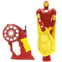 New!! Flying Heroes IronMans Flying Heroes Action FigureToy