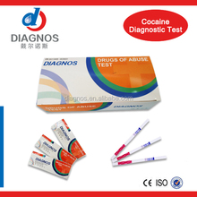 High-quality drug testing machine(urine/saliva)(COC)(strip/cassette)