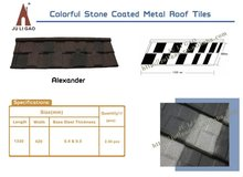 Different Kinds Of Aluminium Metal Roofs Material