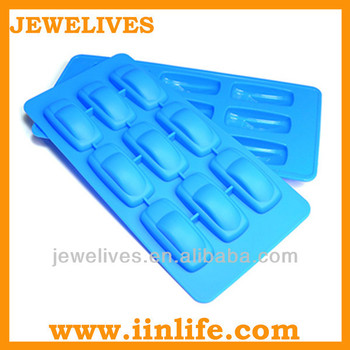 Silicone reusable ice cubes for drinks