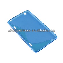 New Product TPU Gel Mobile Phone Case Cover For LG G PAD 8.3 V500