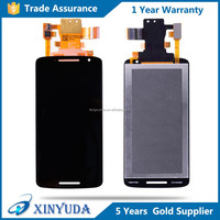 New Arrival LCD touch screen digitizer assembly for Motorola X Play XT1562 XT1563
