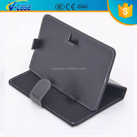 case For iPad Air, lowest price rotating flip leather case for iPad 5/Air