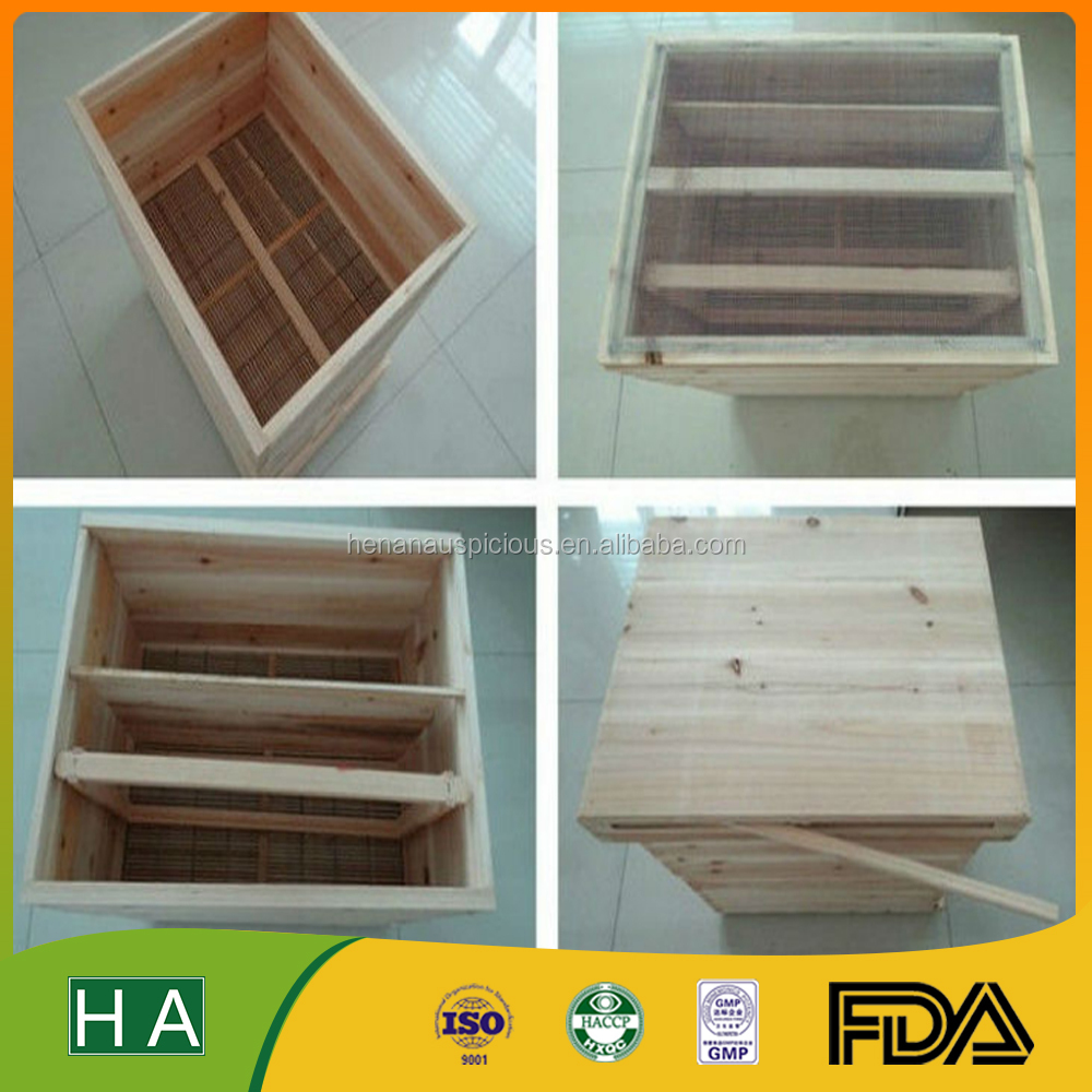 Pine wood Chinese bee hive for Australian standard