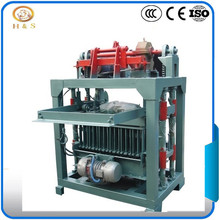 Popular and good sale cement block & brick making machine