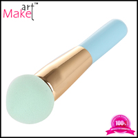 Eye Shadow Cosmetic Sponge With Handle
