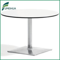 modern waterproof dining table top