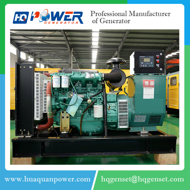 brushless 40kw diesel motor generator price in india