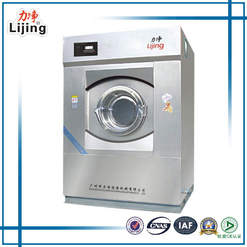 Philippines Hotel Best Commercial Laundry Washing Machines for sale