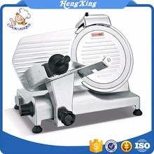 250ES-10 Chinese Manufacture Electric Stainless Steel Sanitary Fresh Meat Slicer Motor