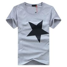 Trending hot products New arrival china supplier screen print tee shirt heaven for man