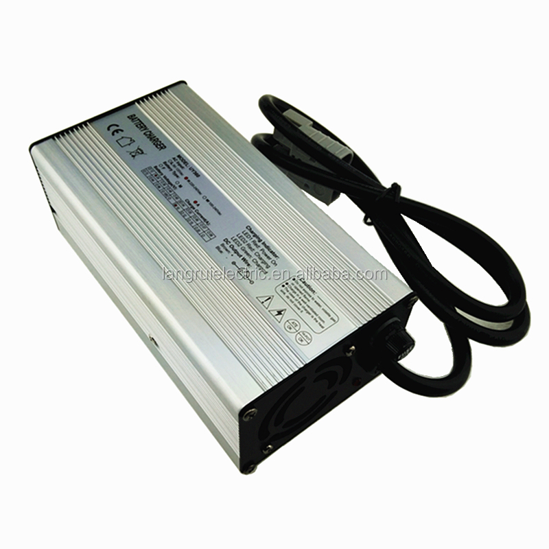 intelligent battery charger 1200W 36V 20A intelligent AC to DC Lead-acid portable car battery charger for golf cart
