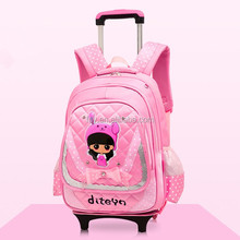 Hot Sale Kids Backpack Trolley Bag For <strong>School</strong>