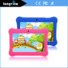 Smart Tablet 7 inch 1024X600 HD screen cheap tablet pc Quad Core Kids tablet pc